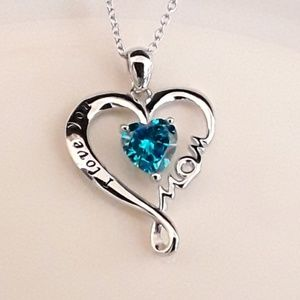 Jewelry - NEW S925 Mother's Day Necklace